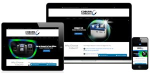 Coburn Launches New Site