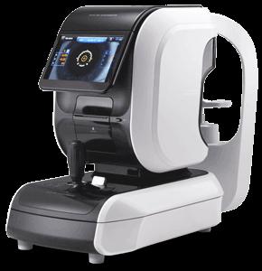 OZMA Auto Refractor / Keratometer CRK-9000