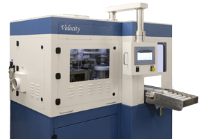 Velocity Spin Optical Lens Coater