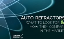 Auto Refractors: What to look for and how they compare in the market, a blog post by Coburn Technologies