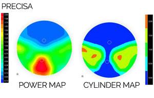 Novar Lens Design | Precisa Map | Coburn Technologies