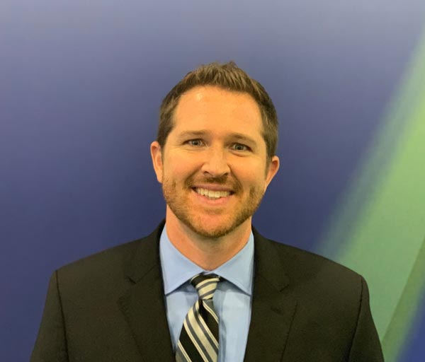 Jason Frank, Coburn's NEW Sales Manager for Latin America
