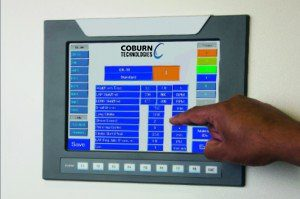 Cobalt DP Lens Polisher Touch Screen by Coburn Technologies