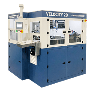 Velocity 2D Optical Lens Spin Coater