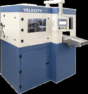 Velocity Spin Optical Lens Coater