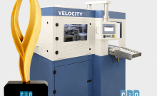 Coburn's Velocity Coater wins Best Value Enhancer for Labs Vision Plus Award