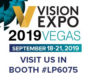 Coburn Technologies at Vision Expo West 2019 Booth LP6075