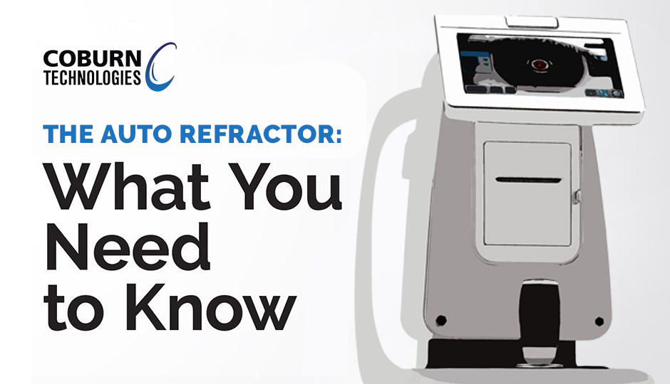 The Autorefractor: What You Need to Know with image of Huvitz Autorefractor/Keratometer