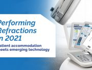 Performing Refractions in 2021, patient accommodation meets emerging technologies.