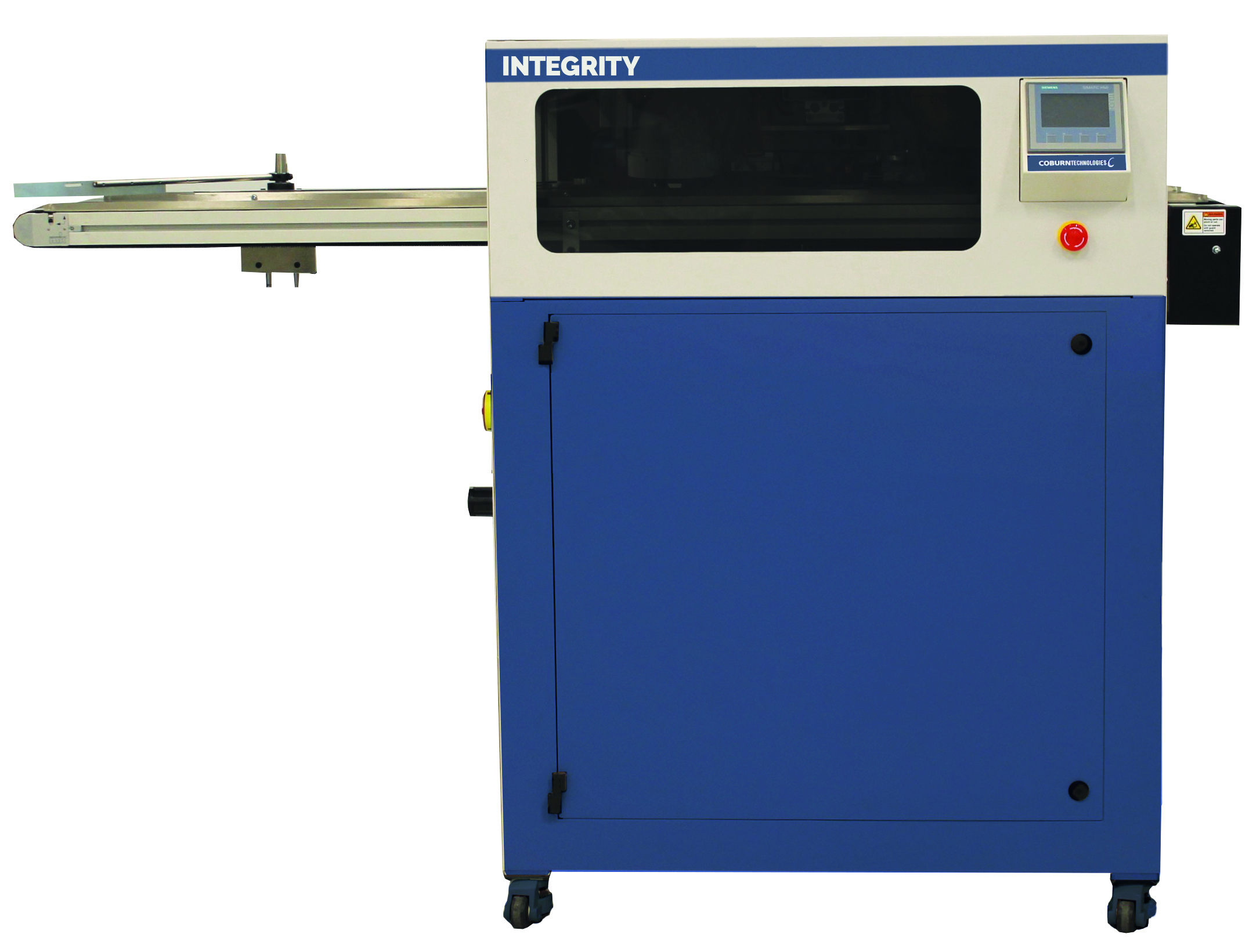 The Integrity Alloy Recovery System, Coburn Technologies' novel alloy recovery technology